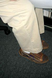 Francis' Shoes